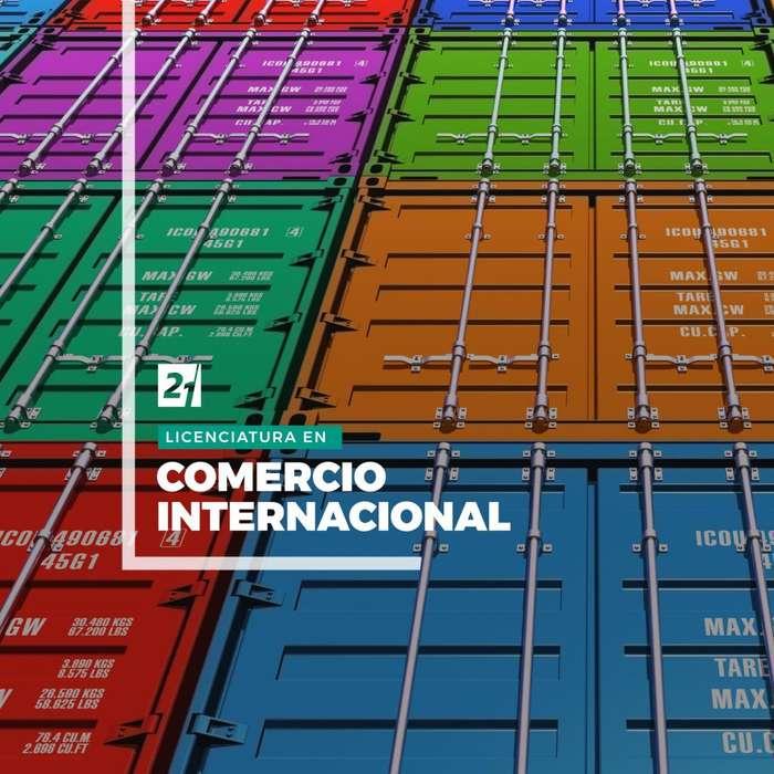 Licenciatura en Comercio Internacional - Universidad Siglo 21, Gualeguaychú.