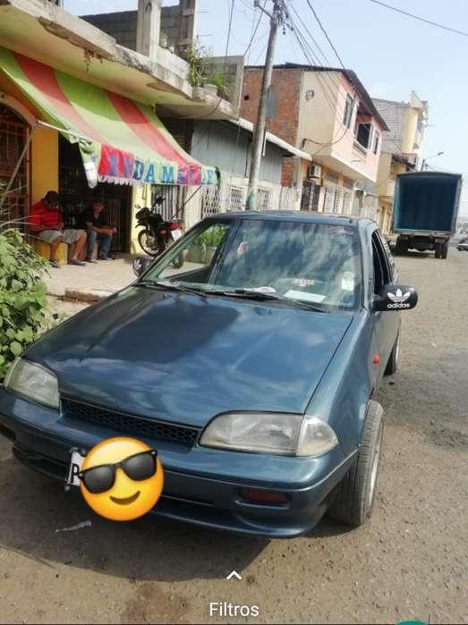 Suzuki Forsa 2 1991 - 650000 km