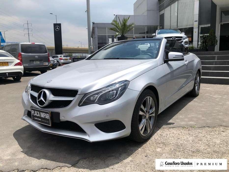 Mercedes-Benz Clase E 2017 - 27063 km