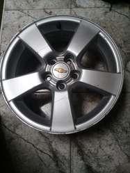 Chevrolet Cruze-aros de Aleacion 16