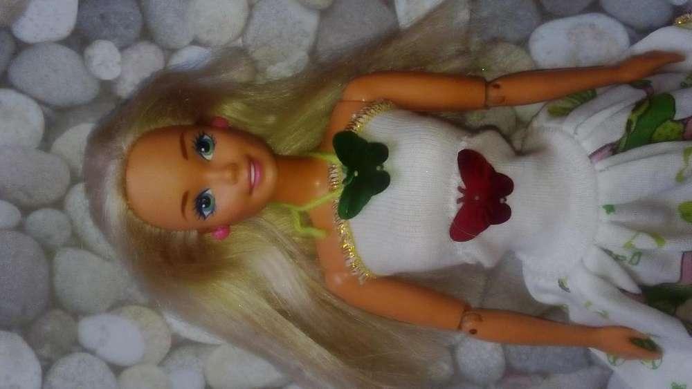 Barbie articulada 1993