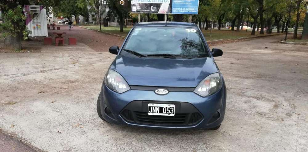 Ford Fiesta  2010 - 78000 km