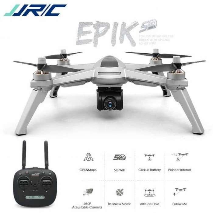 Drone Jjpro X5 Epik Gps 1080p Wifi Camara
