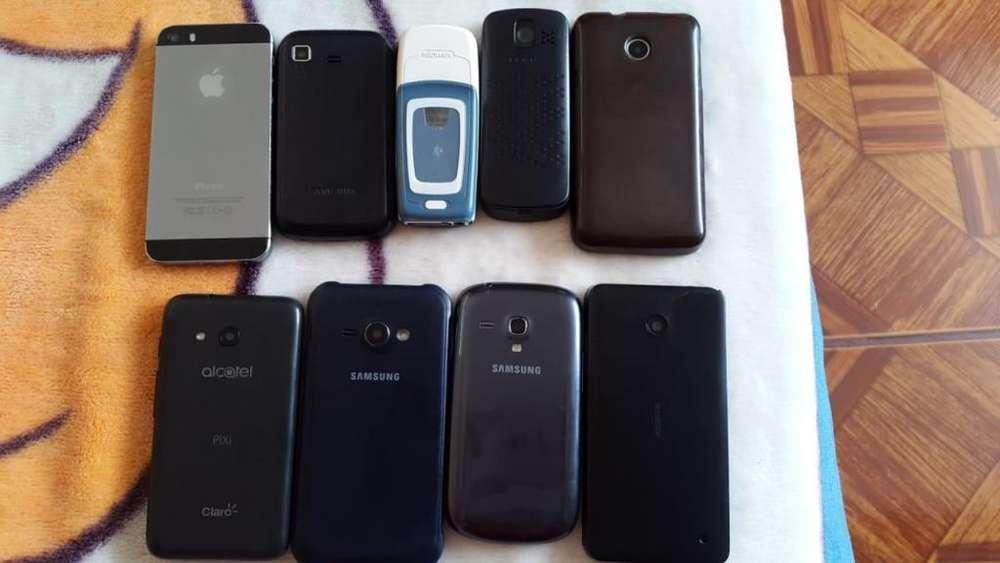 Telefonos de repuesto