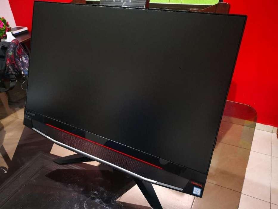 Pc Gamer Aio Lenovo Core I7 6700 Gtx 1080 8gb
