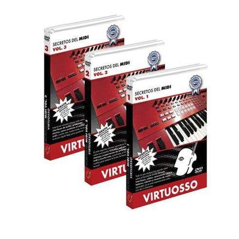 Curso de Audio y Midi en DVD
