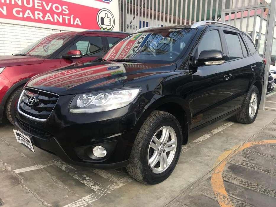 Hyundai Santa Fe 2011 - 129119 km