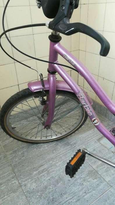 Bicicleta Rod 20 Casi Nueva sin Uso