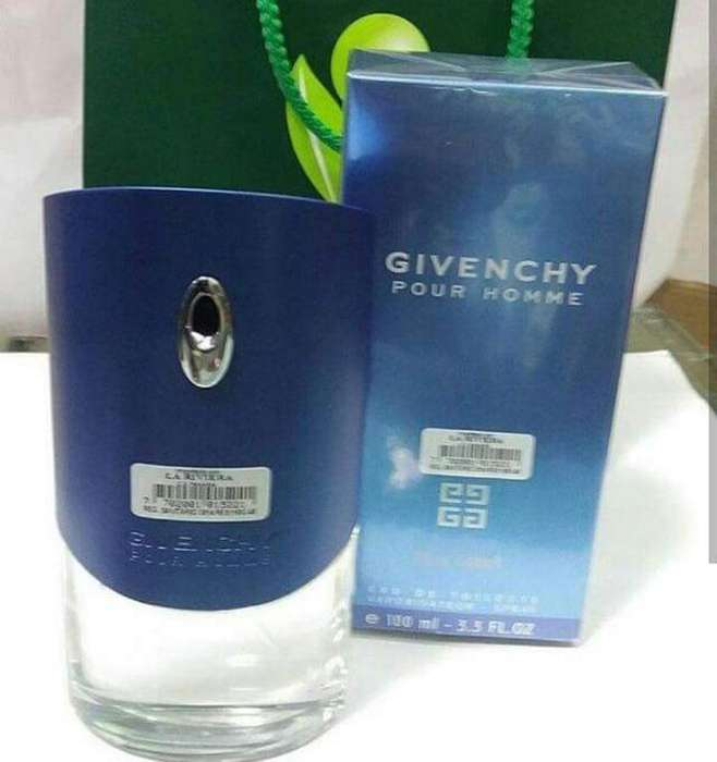 Givenchy Azul 100ml Original