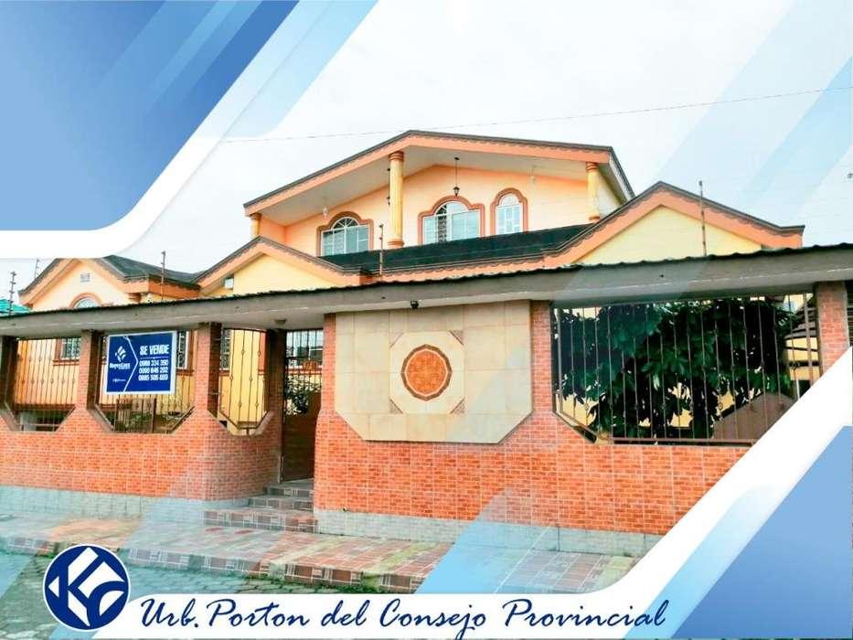 venta-casa-urbanización portón del consejo provincial