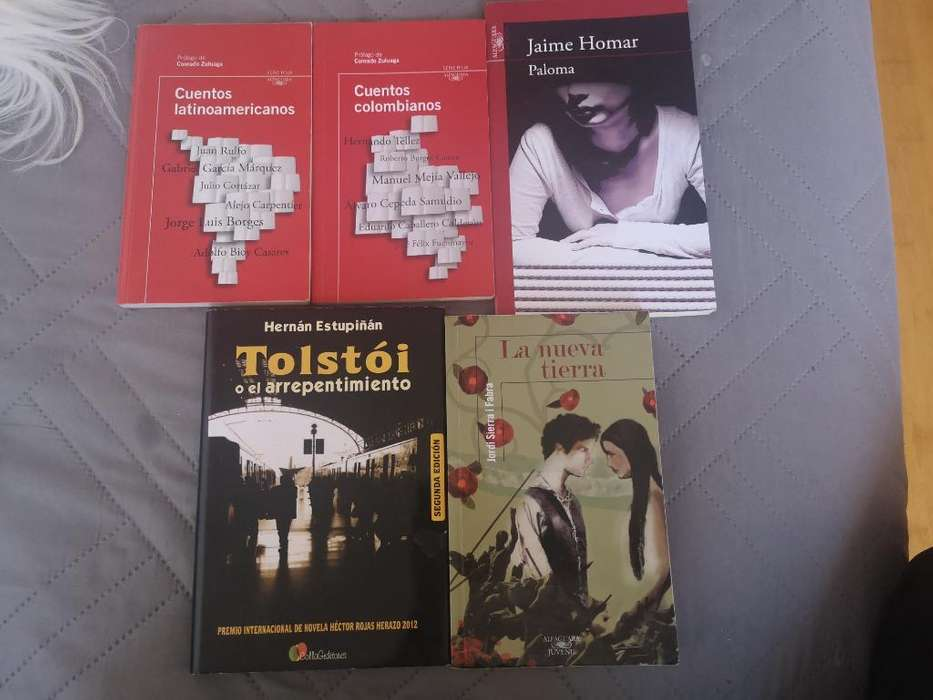 5 Libros de Literatura Juvenil