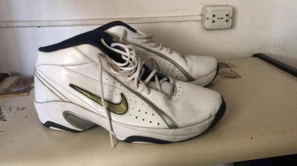 Zapatillas Nike overplay Basket T. 15