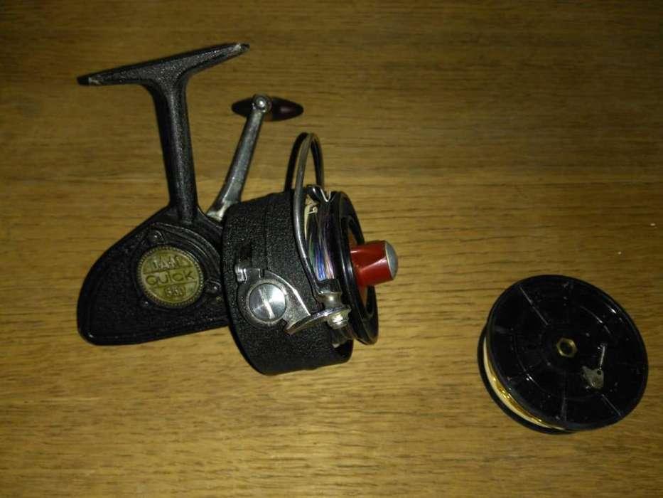 Riel de Pesca DAM Quick 550