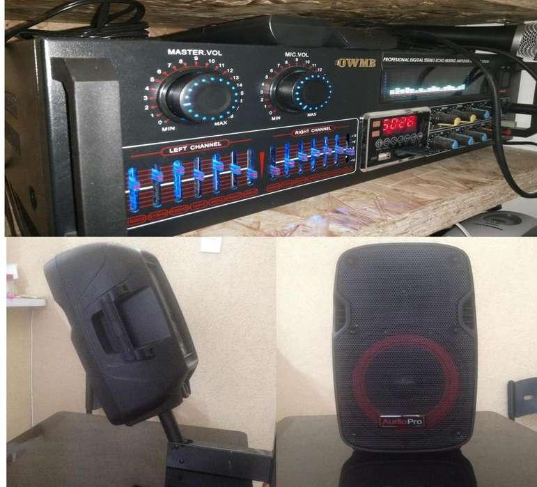 Sistema de Audio para Negocio