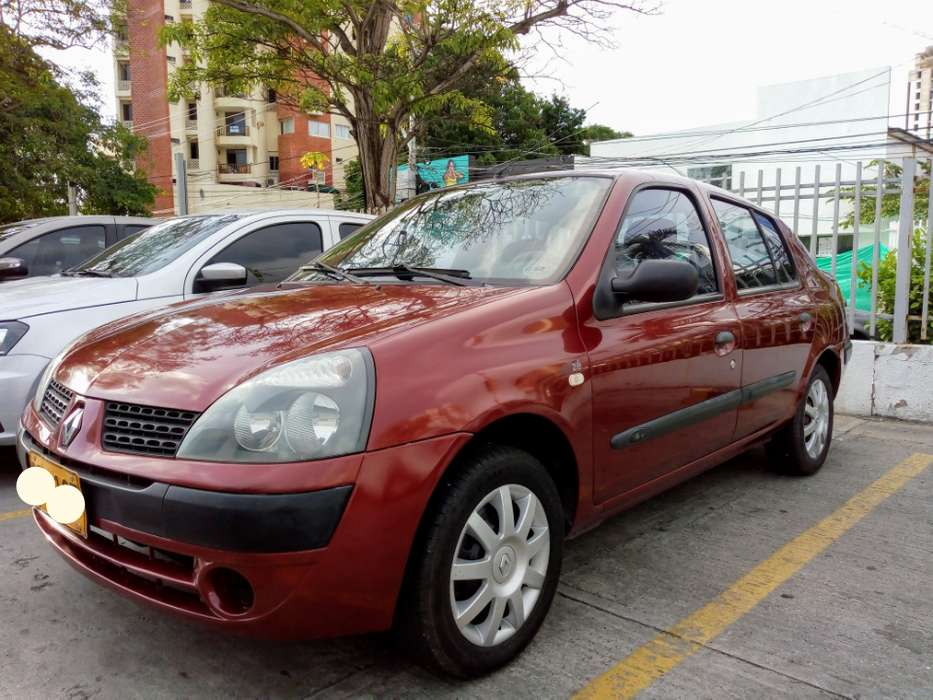 Renault Symbol 2008 - 139000 km