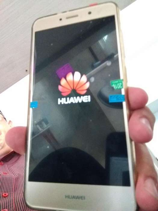 Huawei Y7 Prime Dorado