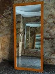 Espejo con Marco de Madera 60x70