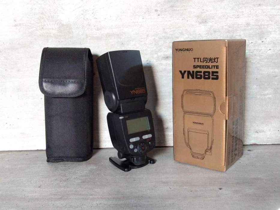 Flash Yongnuo Yn-685 I-TTL para Nikon