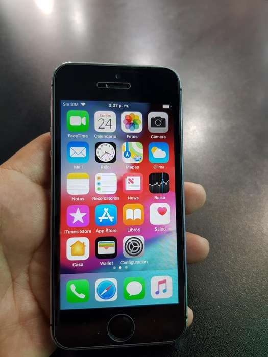 iPhone 5s Libre de Fabrica