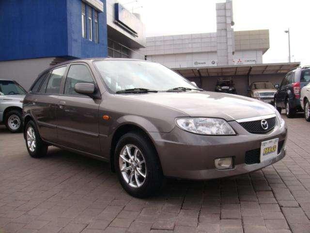 Mazda Allegro 2003 - 217000 km