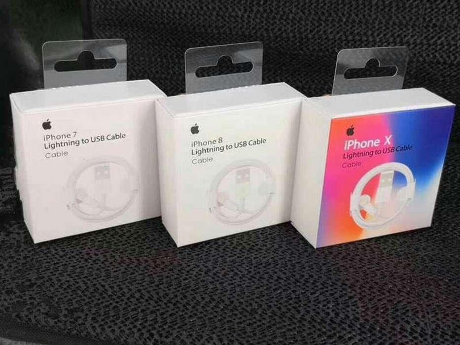 Cable Usb de iPhone Original Nuevos