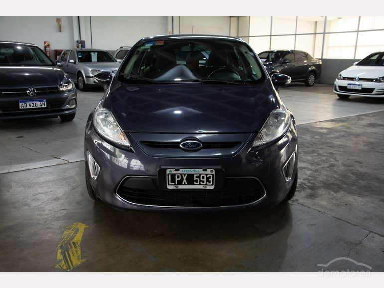 Ford Fiesta Kinetic 2012 - 140000 km