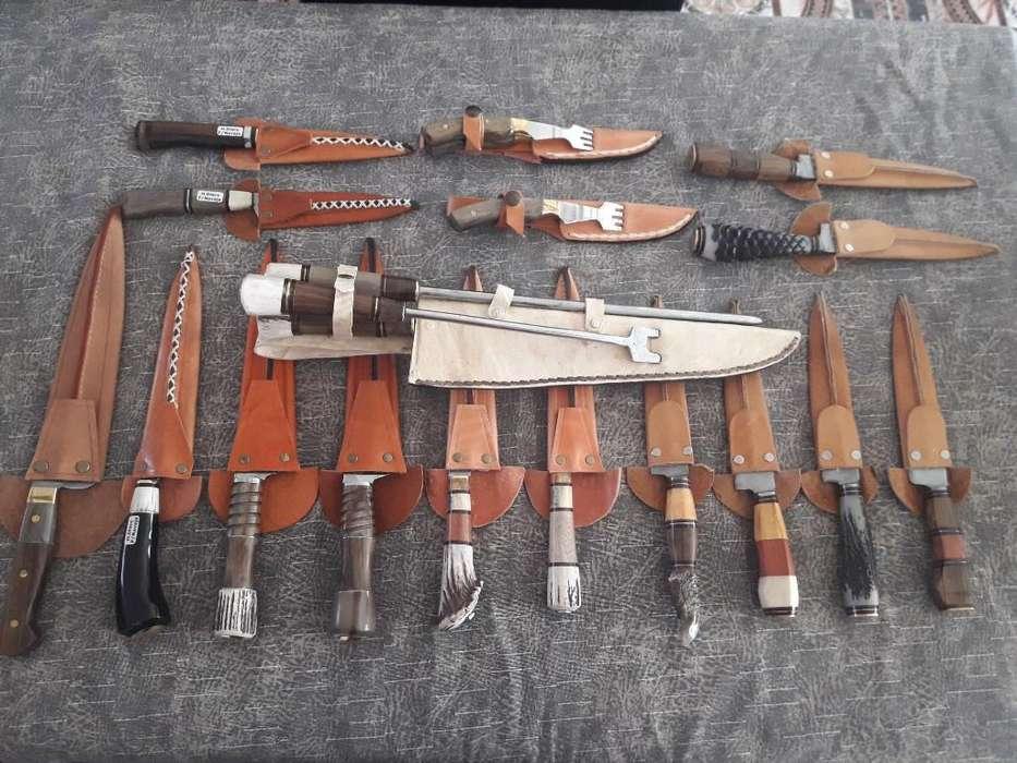 Cuchillos Artesanales