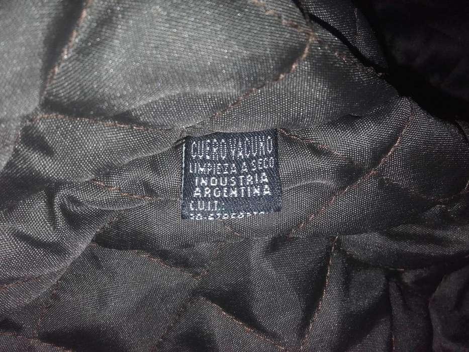 Vendo Campera Cuero Lee Original.