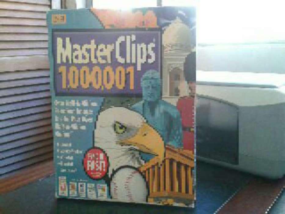Vendo Colección de Master Cliparts