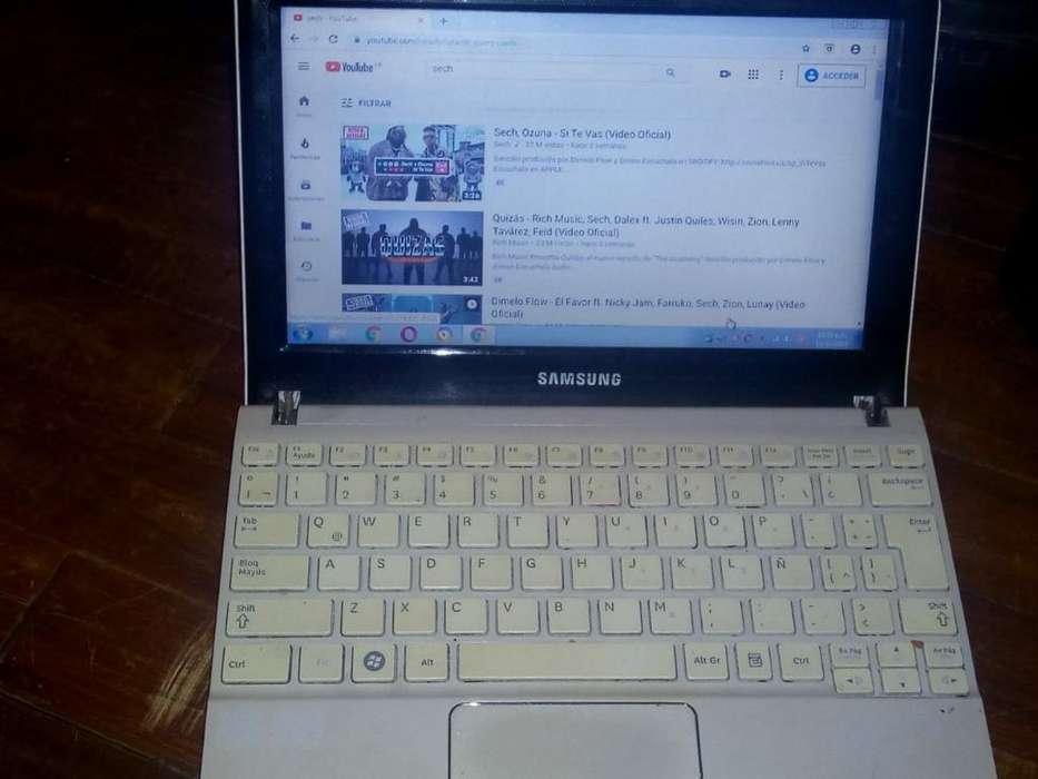 Vendo Netbook Samsung
