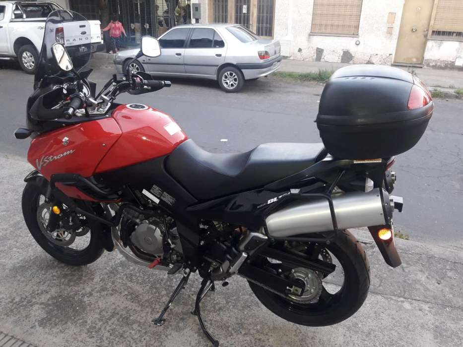 <strong>suzuki</strong> V STROM DL 1000 2013 IMPECABLE 19000KM