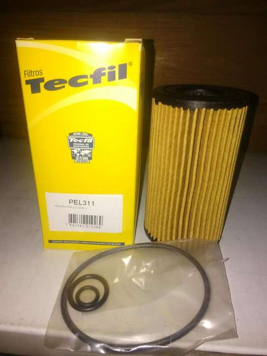 Filtro De Aceite Tecfil Pel311 mann Hu718/1k P/mb Sprinter