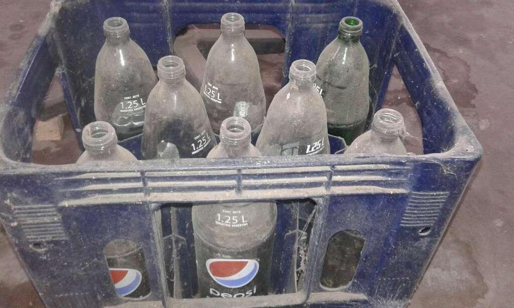 Vendo Embaces Pepsi Y Seven Up