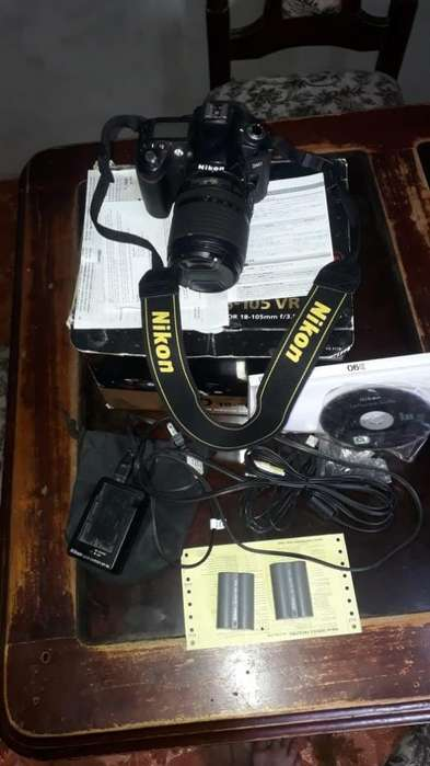 Vendo Camara Profesional Nikon D9 Nueva