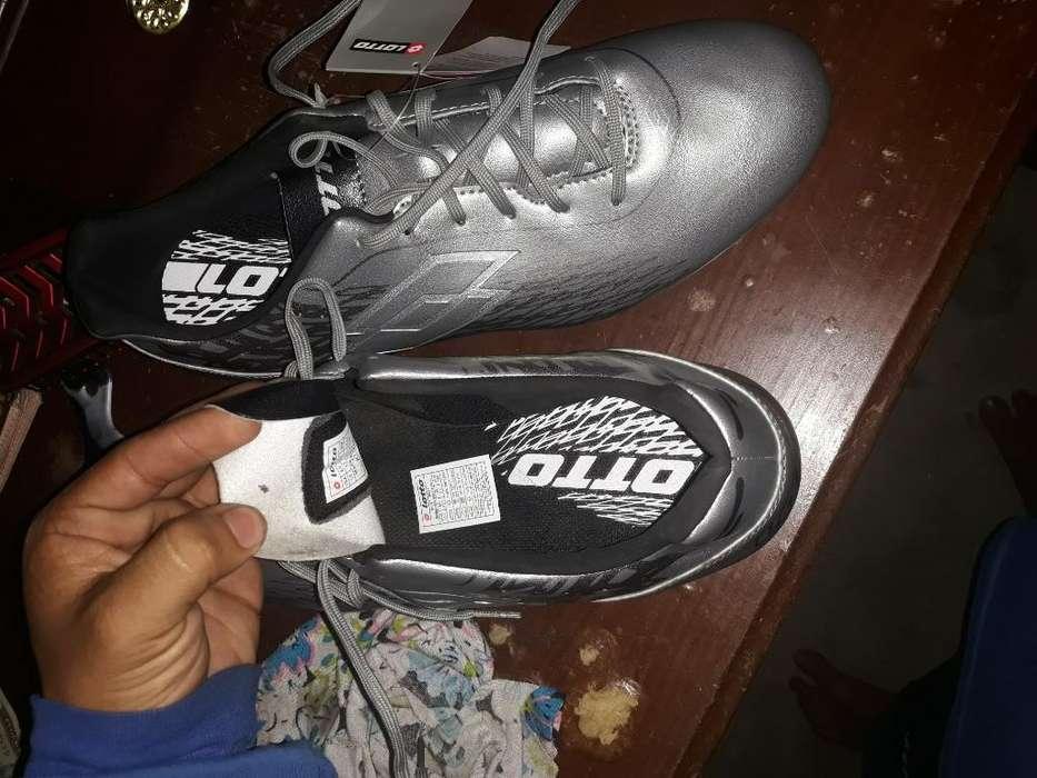 Zapatos Lotto 42 -43 Originales