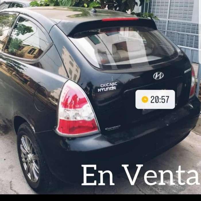 Hyundai Accent Hatchback 2008 - 80000 km