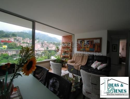 Apartamento En Venta Envigado Sector Camino Verde: Código 879439