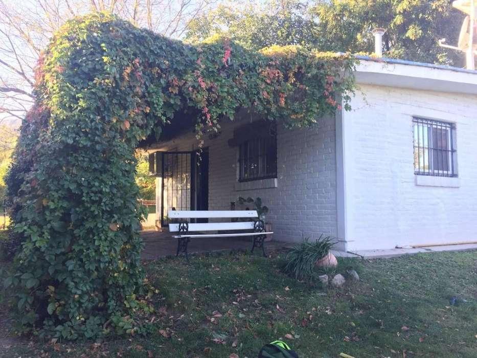 ou14 - Casa para 2 a 6 personas con cochera en Potrero De Los Funes