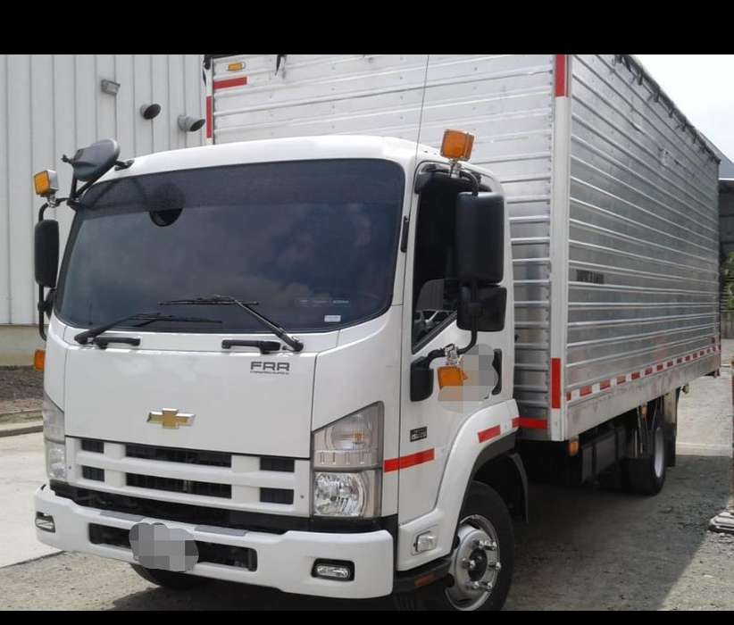 chevrolet FRR furgon seco