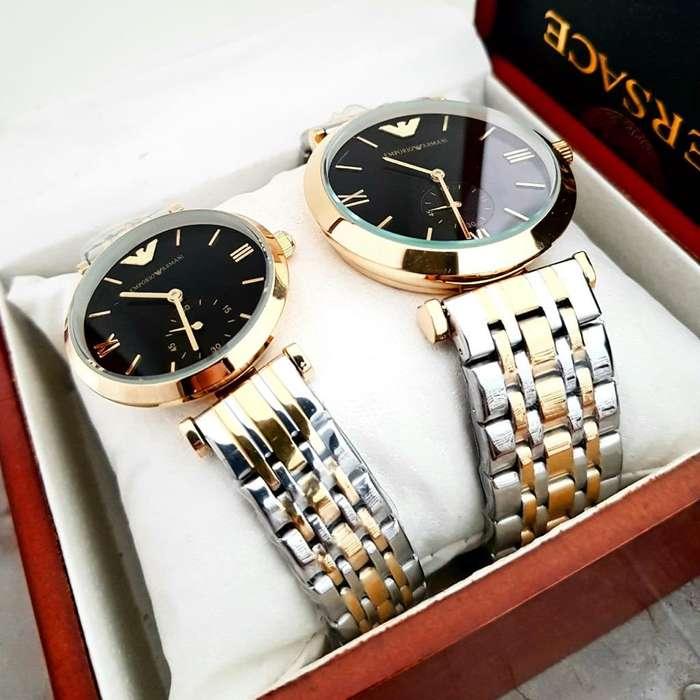 Hermosos Relojes para El Y Ella