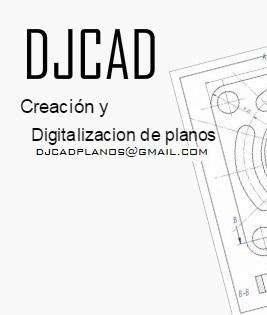 Dibujante, Digitalizacion Planos, Autocad, 2d, 3d