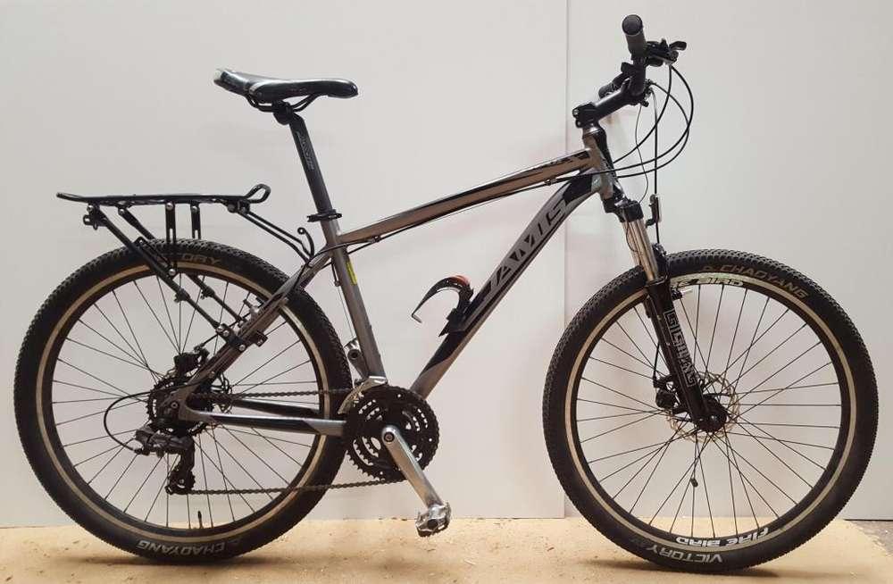 Bicicleta Mtb Jamis Trail X Alum R27.5 21v F. Disco