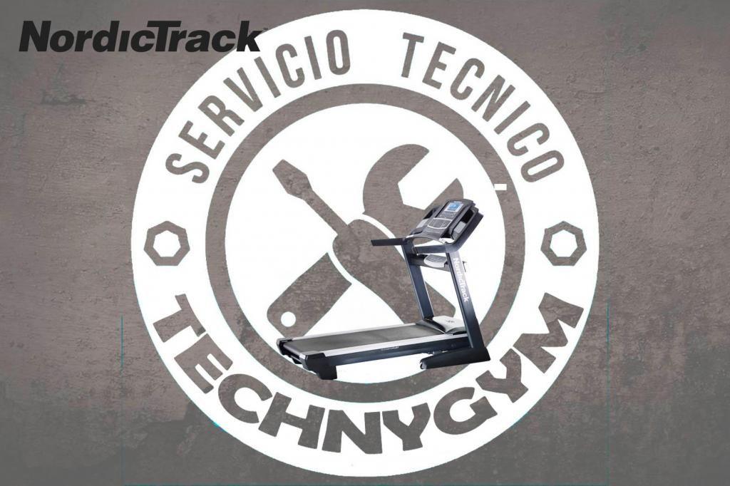 Mantenimiento Y Reparación Técnico Trotadoras NORDICTRACK