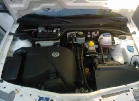 Embellecedor Tapa Cubre Motor Original Gol Power Volkswagen