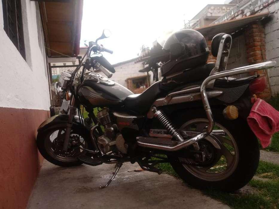 Moto Tipo <strong>harley</strong> 150 Cc Perfecto Estado