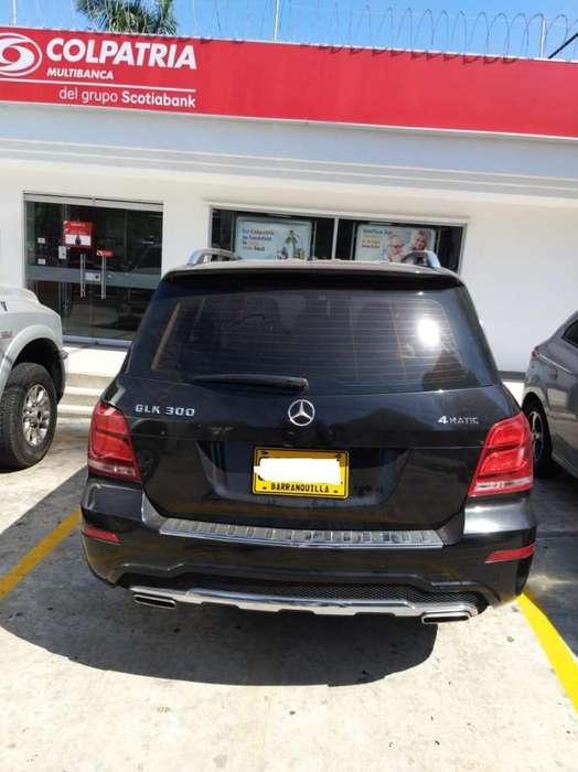 <strong>mercedes</strong>-Benz Clase GLK 2015 - 65000 km