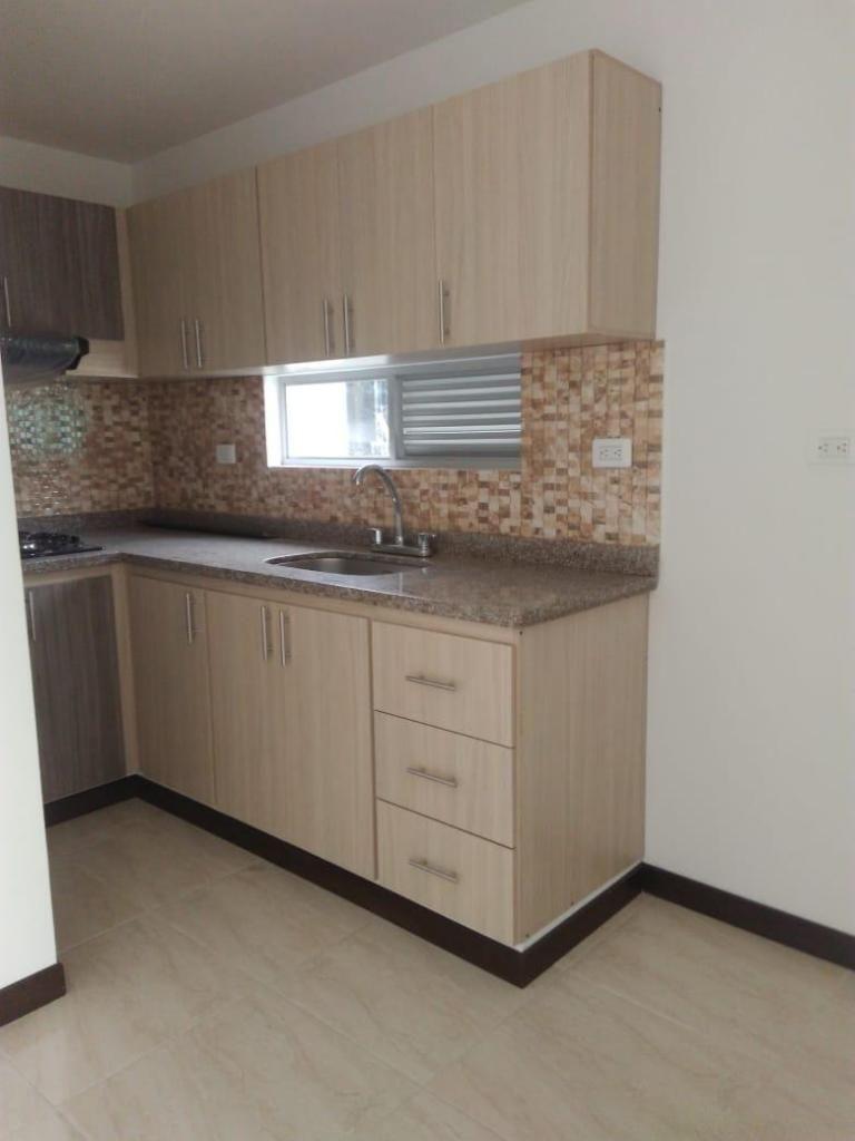 Apartamento en venta en La Hermosa