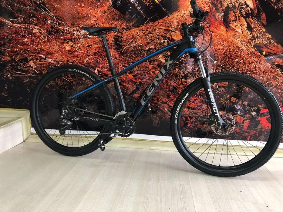 Bicicleta Fenix