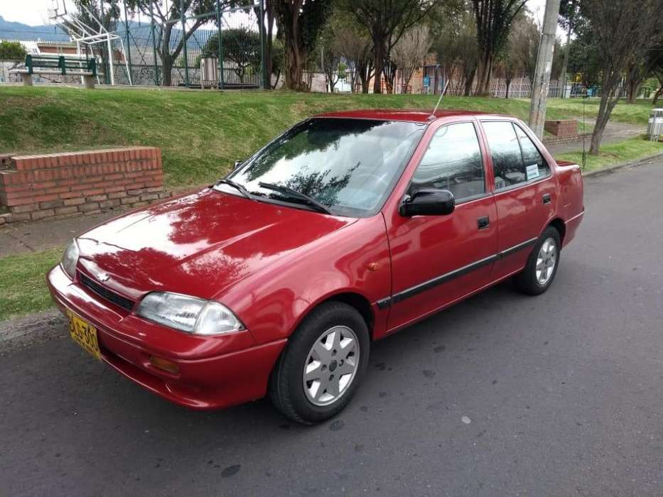 Chevrolet Swift 2001 - 75000 km