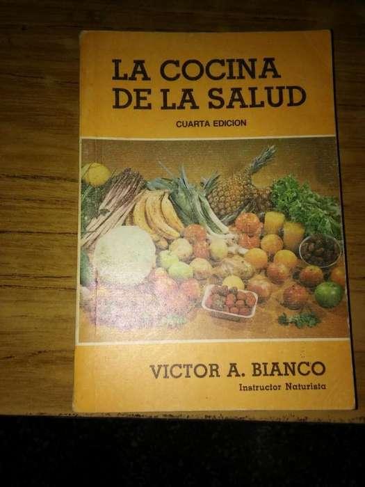 La Cocina de ka Salud, Victor A, Bianco, usado edicion 1992.